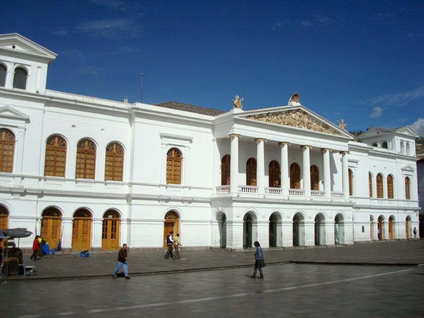 Teatro Nacional Sucre