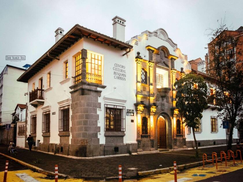 Centro Cultural Benjamín Carrion
