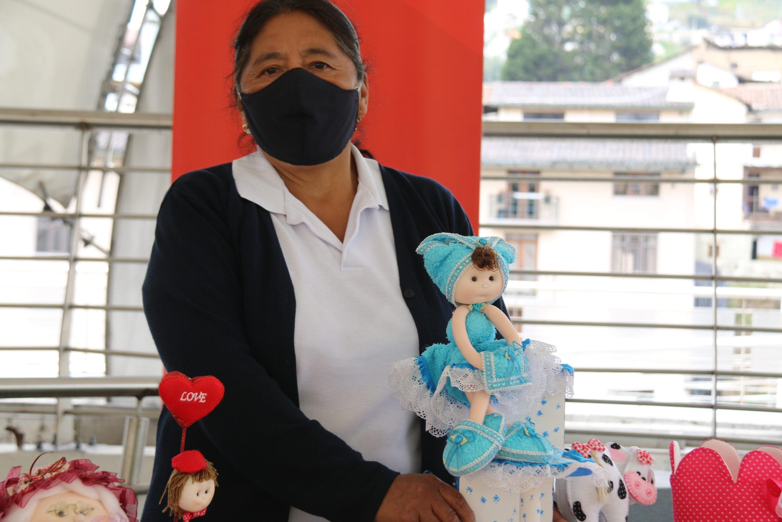 Maria Lourdes Guachamin Caiza